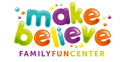 Make Believe Family Fun Center Logo